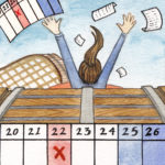 Leitner Box Google Calendar!