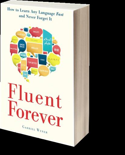 Language Learning Book National Best Seller | Fluent Forever